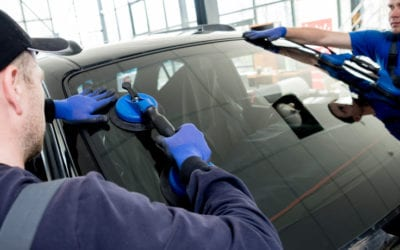 How Is a Windshield Replaced?